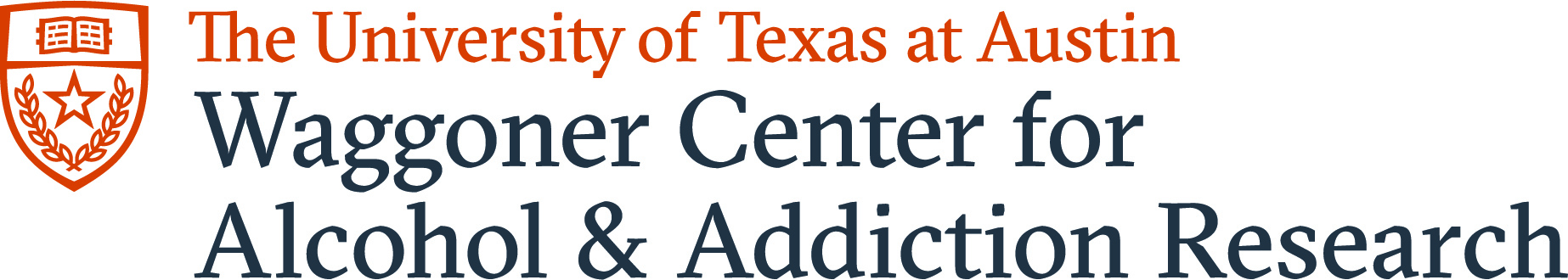 Waggoner Center for Alcohol & Addiction Research logo